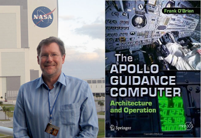 "Frank O\'Brien – Author ""The Apollo Guidance Computer"" – Spacefest"