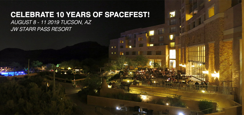 Spacefest – Bringing Space to Earth